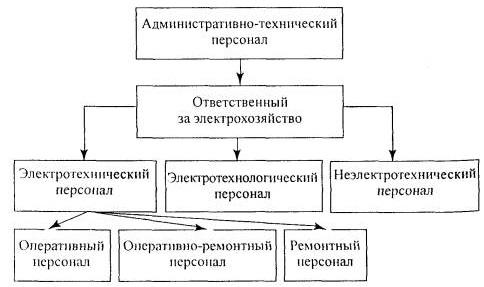 Структура электрохозяйства